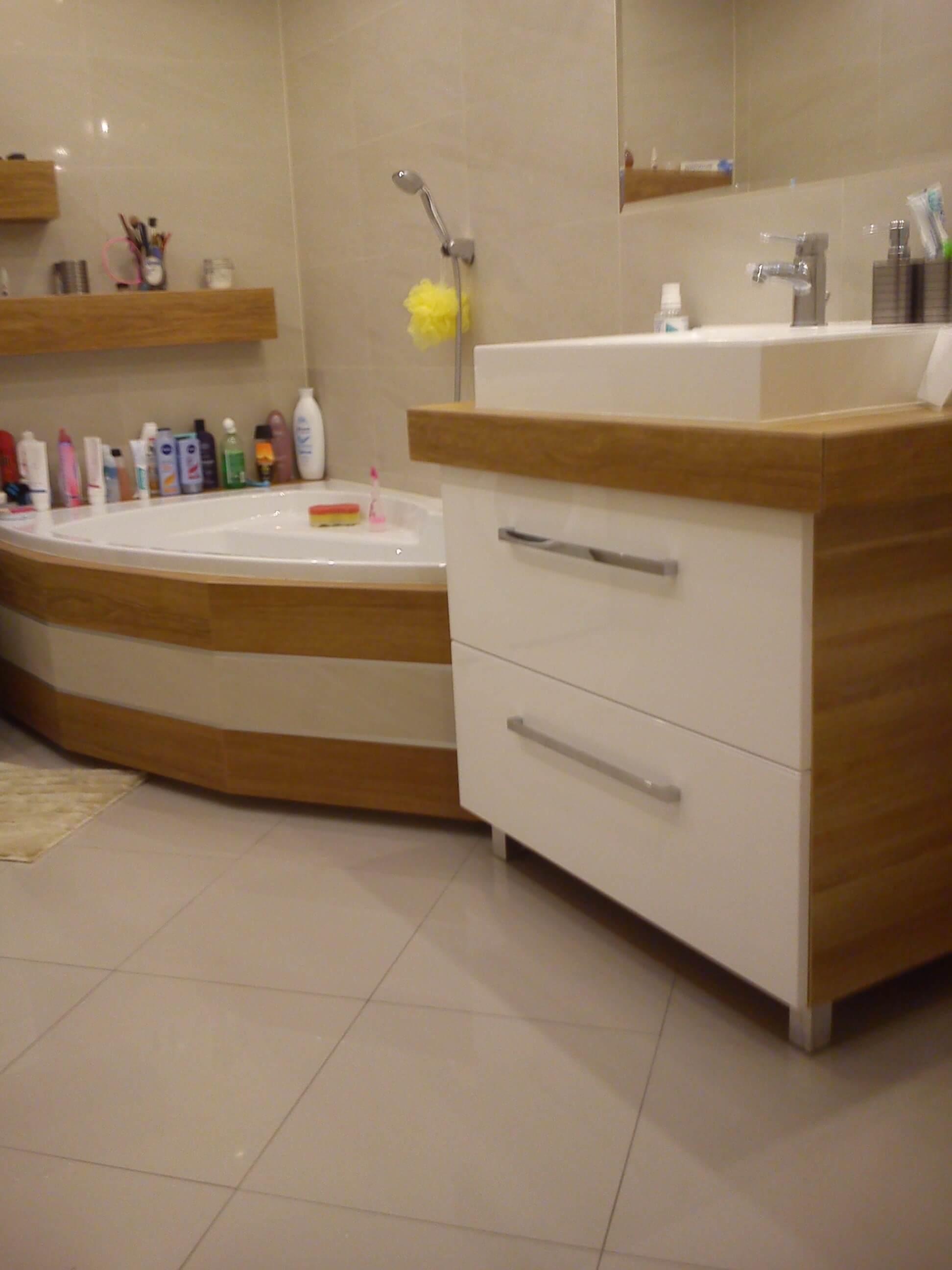 meble łazienkowe z Oleśnicy